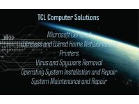 PC & Laptop repair North Lanarkshire/Glasgow