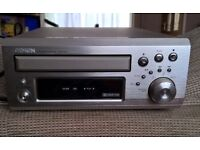 Denon cassette player, doesnt work !! Good to fix or for spares