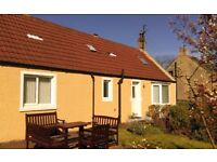 Alva Cottage, Scottish Borders, 7 nights 7th - 14th Oct depart (£300) (see desc for other dates)