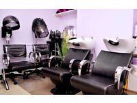Rent Established Hair Salon in Sutton