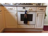 NEEF GAS HOB AND OVEN - USED BUT IN FULLY WORKING ORDER - £50 for both