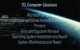 PC & Laptop, repair Services for Home & business North Lanarkshire/Glasgow