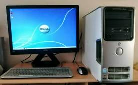 Dell Dimension PC (E520) - Full Computer Set Up