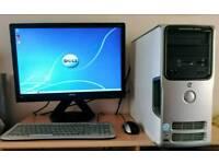 Dell Dimension PC (E520) - Full Computer Set Up