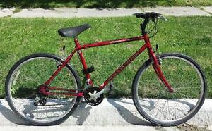 "Mountain Bike For Sale, SCHWINN 19-nch FRAME,  26X150""TIRES, 21-SPEED SCHWINN"