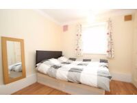 One nice double room is available in a two bed room flat. Female are preferable.