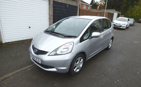 Honda Jazz 2009 1.4 I-VTEC ES Auto MOT Nov17 Low Mileage