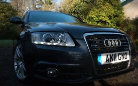 Audi A6 Avant 3.0 TDI **REDUCED** S-Line Special Edition Tiptronic Quatro 5-dr