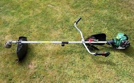 QUALFAST PETROL GRASS AND BRUSH CUTTER