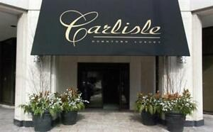 Two Bedroom Suites The Carlisle for Rent - 221 Lyon Street North