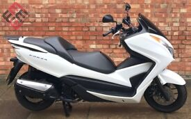 Honda Forza 300cc (65 REG), Excellent condition, Low Mileage - ONLY 3070 on the clock