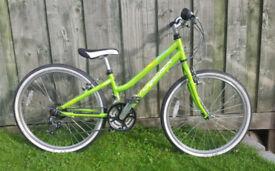 """Ridgeback Serenity - 24"""" Girls Bike - Good Condition"""