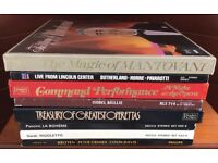 Classical Music LPs - 8 Box Sets