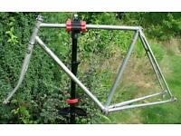 Dawes Galaxy 531st triple butted touring frame L'Eroica 1988