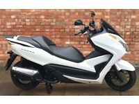 Honda Forza 300cc (65 REG), Excellent condition, Only 3070 miles!