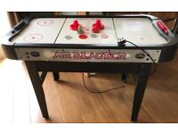 Air Hockey Table 4ft x 2ft, fan powered