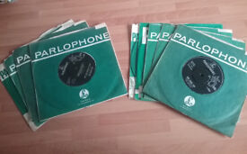 Beatles & Other Artists on Parlophone Singles (45s) 10 in Total 1st Class Condition
