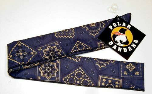 POLAR BANDANA neck scarf tie COOLERS cool bandana 1030