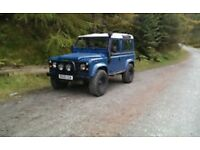 Original Defender 90 200tdi