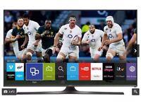 "SAMSUNG 32"" J5600 5 Series Flat Full HD Smart LED TV (USED)"