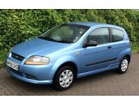 Chevrolet Kalos 1.2 2005 low milage