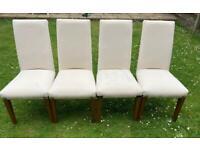 Multiyork dining chairs (need covers)
