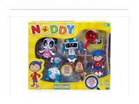 NODDY FIGURE SET BRAND NEW