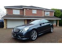 Mercedes E350 CDI BLUEEFFICIENCY SPORT (grey) 2013
