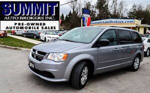 2014 Dodge Grand Caravan SXT | STOW&GO | CAR-PROOF CLEAN | 7 PAS