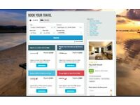 Travel Busines for Sale | Live Flights, Hotels and Car Hire