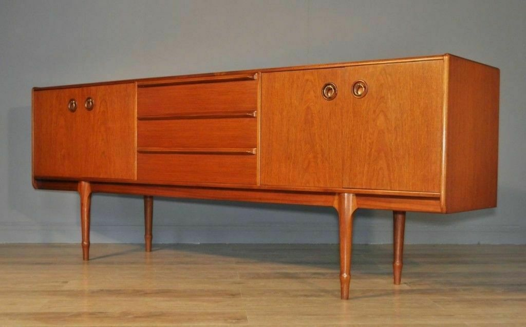 finest selection 635bd 81afa Attractive Very Large Retro 1970's Mcintosh Teak Sideboard Cabinet | in  Forfar, Angus | Gumtree