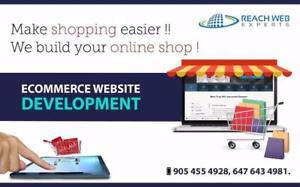 Website Development / website Design / App Development / e commerce Portal Development call 647-643-4981