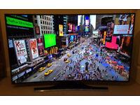 **CURVED** 55in Samsung 4K UHD SMART TV -1000PQI- wifi- voice ctrl- Freeview/SAT HD -warranty