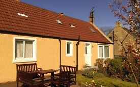 Alva Cottage - Scottish Borders, 7 nights £300 (£60 off) 29th Apr - 6th May (Depart)