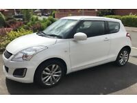 REDUCED - Suzuki Swift - 63 plate - 3 door - 1 prev owner - 11 month MOT