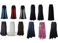 Women Ladies Long Maxi Skirts Wholesale Stock Clearance from £5.00