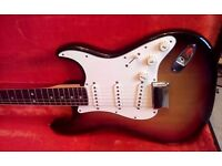 Fender Stratocaster 1973 with superb condition OHSC