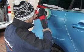 Panel beater * spray painter * Apprentice