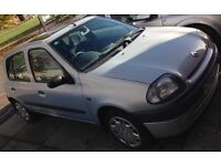 Renault Clio spares or repair must see