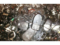 200x USB mice - Dell, Lenovo, HP, Microsoft, Logitech mouse