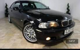 BMW 330ci sport (e46)