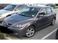 Mazda 3 2007 *spares/repairs*