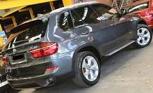 BMW X5 X6 ALLOY WHEELS 19INCH✺GENUIN SET✺98%Tread LEVEL OEM✺X6 X5 Georges Hall Bankstown Area Preview