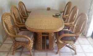 7 piece dining set Valla Beach Nambucca Area Preview