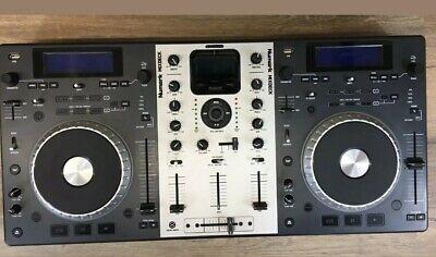 Numark Mixdeck CD, iPod, Controller, Mixer Interface DJ System, Express Mixtrack