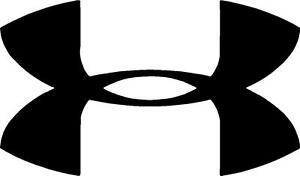 Under Armour Decal Sticker Free Shipping