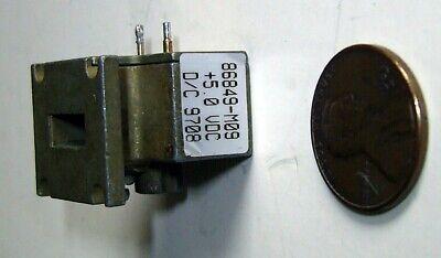 K-band Microwave Gunn Oscillator Ma86849-m09 -10mw24.15ghz By Macom