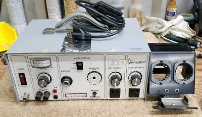 Pace Pps-101 Dual Path Solder Extractor With Thermo Drive Heat Control 2 Channel