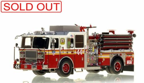 FDNY Seagrave Engine 44 Manhattan 1/50 Fire Replicas FR046-44 New Sold Out