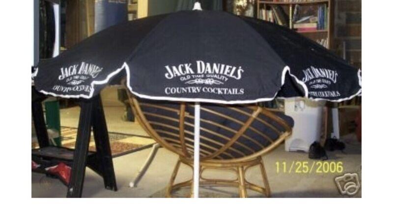 Jack Daniels Patio Beach  Umbrella